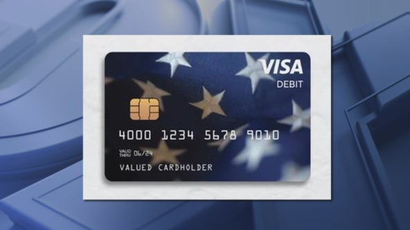 Stimulus payment for 4 million Americans to arrive by prepaid debit card