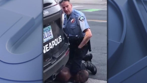 Minneapolis police officer involved in death of George Floyd taken into custody, charged