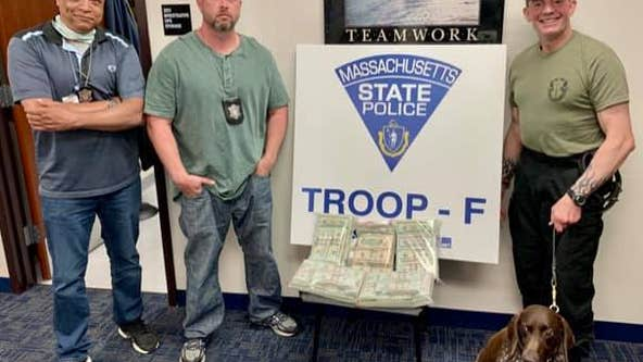 Man caught with over $138,000 in cash at airport after missing flight