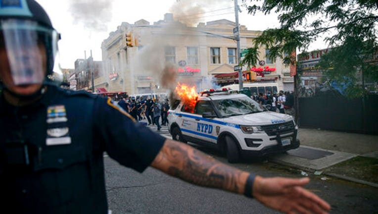 IMAGES: Day of violence in New York City