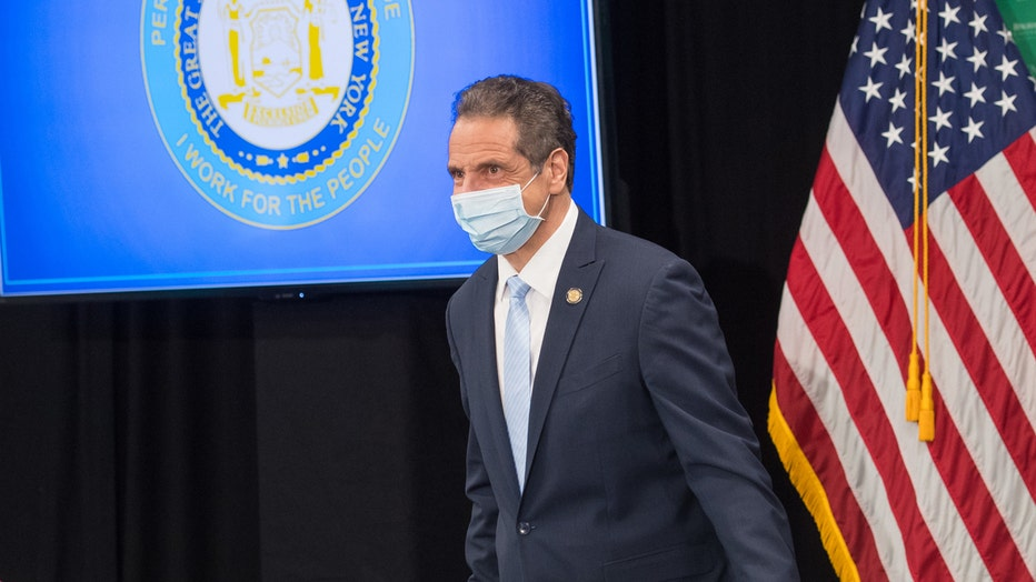 Cuomo says state will work on 'winter plan' for added COVID-19 guidelines