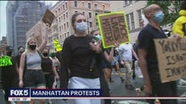 George Floyd protests continue in NYC
