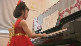 Long Island piano prodigy shares performances with medical workers