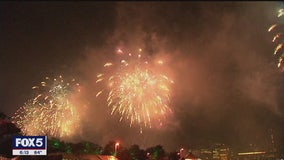 NYC replacing July 4 fireworks with smaller 5-minute shows