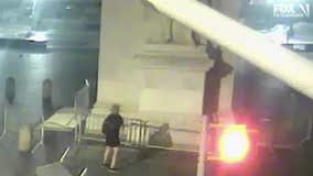 Trump: Washington Square Arch vandals should face federal charges