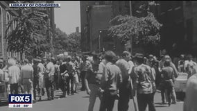 On its 50th anniversary, a look back at NYC's first Gay Pride march