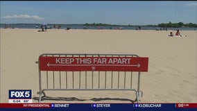 NYC beaches to reopen for swimming on July 1