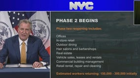 Phase 2 of New York City's reopening begins