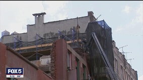 Concerns over rebuilding of damaged community and cultural center in Chinatown