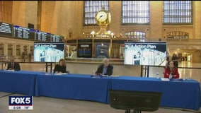 MTA unveils Phase One reopening plan