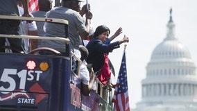 House votes to make Washington, DC the 51st state; Senate opposes