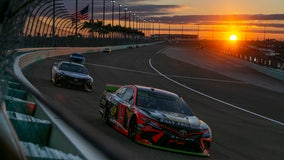 NASCAR to allow limited number of fans at upcoming races in Florida and Alabama