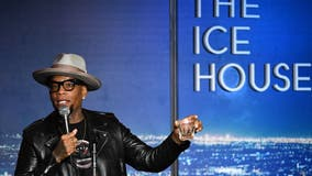 Comedian DL Hughley COVID-19 positive after collapsing onstage