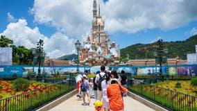 Hong Kong Disneyland reopens amid COVID-19 pandemic