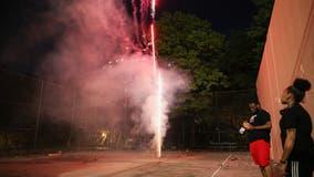 Illegal fireworks crackdown in New York City