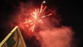 2 men arrested for smuggling fireworks into NYC