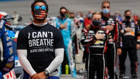NASCAR President says 'our sport' and 'country' need to do better on racial injustice