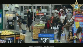 HCSO needs help identifying hundreds of Walmart looters whostole more than $100,000 worth of items