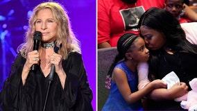 Barbra Streisand gifts George Floyd's daughter, Gianna Floyd, Disney stock