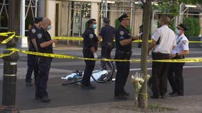 Bicyclist struck and killed by MTA bus in Manhattan