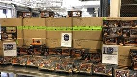 Feds seize shipment of 4,600 drones