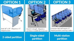 Florida school district to spend $4 million on installing transparent screens in classrooms