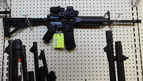 Church advertises AR-15 gun giveaway at Sunday service that bans 'ANTIFA-like' apparel, baggy pants