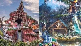 'Splash Mountain' ride at Walt Disney World, Disneyland to be re-themed