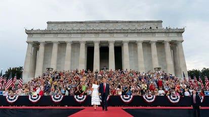 White House 4th of July Celebration Still on Despite Coronavirus Pandemic
