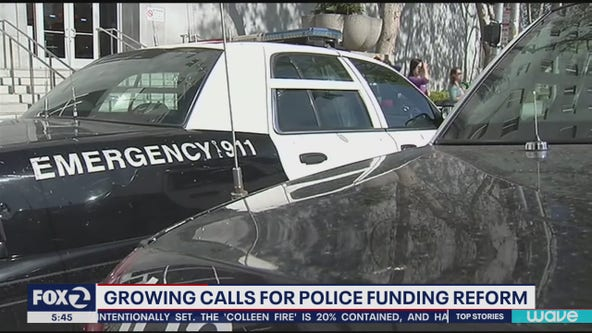 Growing calls from SF to NY to make reforms and 'defund police'