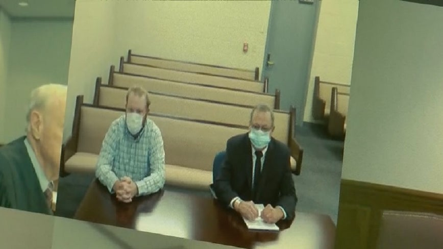 Judge: Enough evidence to try 3 men for murder in Ahmaud Arbery case