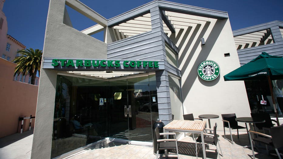 USA California San Diego - Starbucks La Jolla