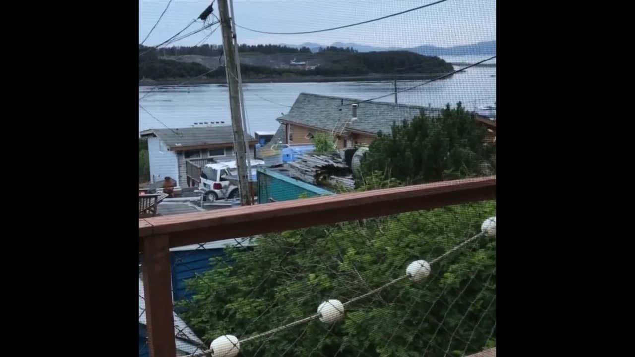 tsunami warning sirens in alaska