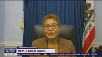Rep. Karen Bass on possible VP run