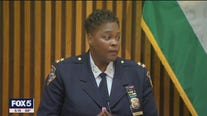 NYPD hires first woman to head Patrol Borough Brooklyn North