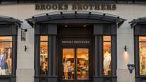 Brooks Brothers files for bankruptcy protection