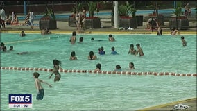 Pools, beaches across the region open for July 4 weekend