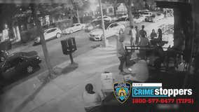 NYPD investigating drive-by shooting in Crown Heights