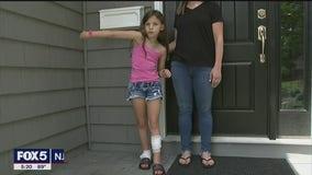 8-year-old girl bitten by fox in New Jersey
