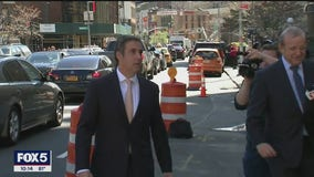 Former Trump lawyer Michael Cohen back in federal prison