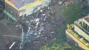Building with many violations collapses in Brooklyn