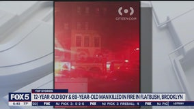 Boy, 12, among dead in Flatbush fire