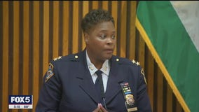 NYPD hires first woman to lead Patrol Borough Brooklyn North