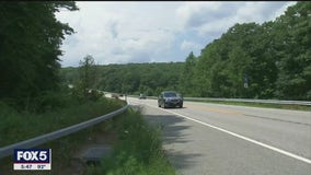 Construction begins on new cell phone towers near Palisades Parkway