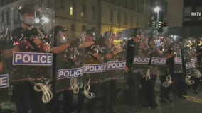 NYPD clears out Occupy City Hall protesters