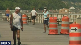 Experts: Spend time outdoors but take precautions