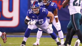 NY Giants player opts out of 2020 season over COVID-19 concerns
