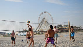 Crowds fill Jersey Shore beaches for July 4 weekend