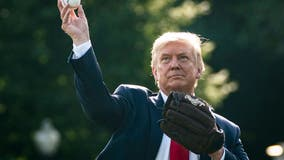 Trump tweets he will not throw out first pitch at Yankees game in August