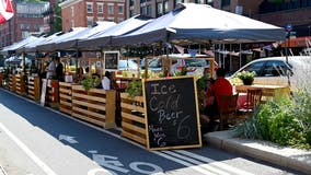 NYC makes outdoor dining permanent, extends Open Streets initiatives